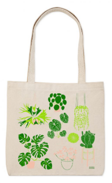 Houseplants Everyday Tote