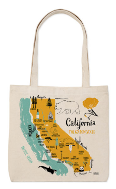 California Everyday Tote
