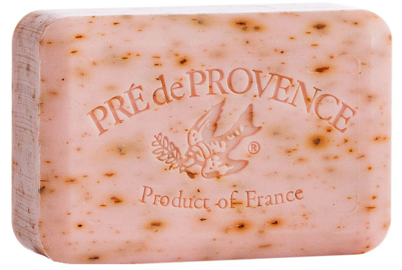 Pré de Provence French Soap Bar - Rose Petal 150g