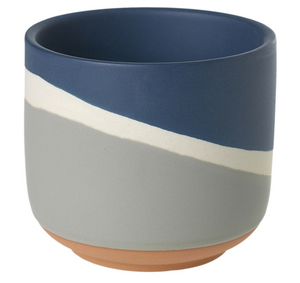 Colorway Pot - Navy
