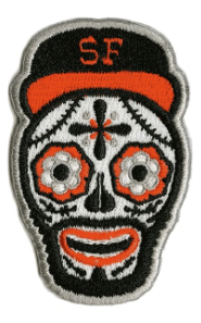 Gigantes Embroidered Patch