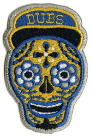 Dubs Embroidered Patch
