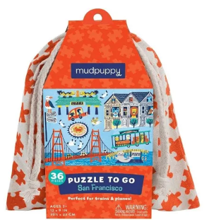 Puzzles to Go - San Francisco 36 pc