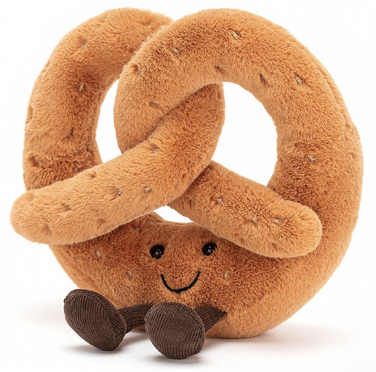 Amuseable Pretzel