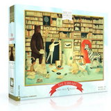 The Library 1000pc Puzzle