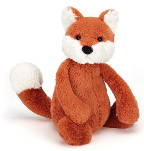 Bashful Fox Med - Jellycat
