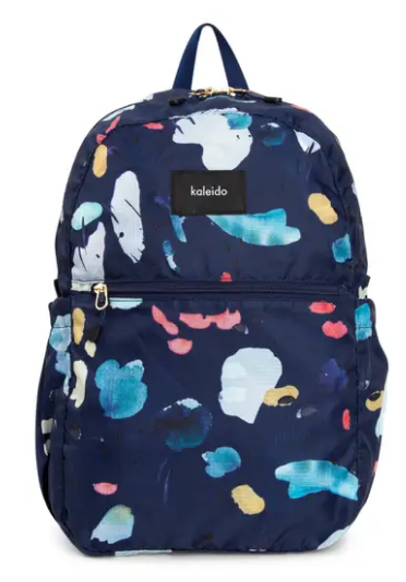 Navy Tidal Backpack