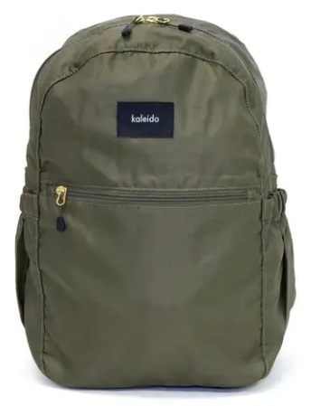 Safari Green Backpack