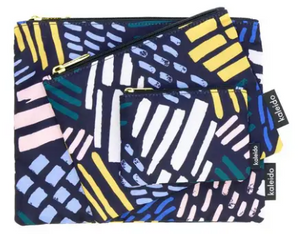 Midnight Muse Zipper Pouch - 3 sizes