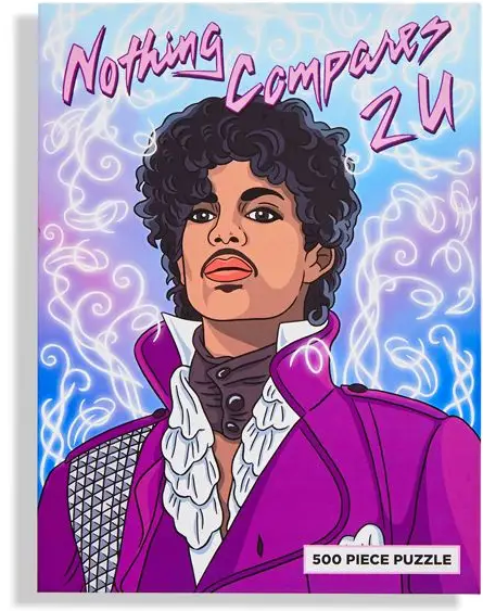 Prince Nothing Compares 2 U 500pc Puzzle