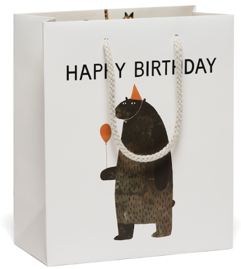 Party Bear Gift Bag