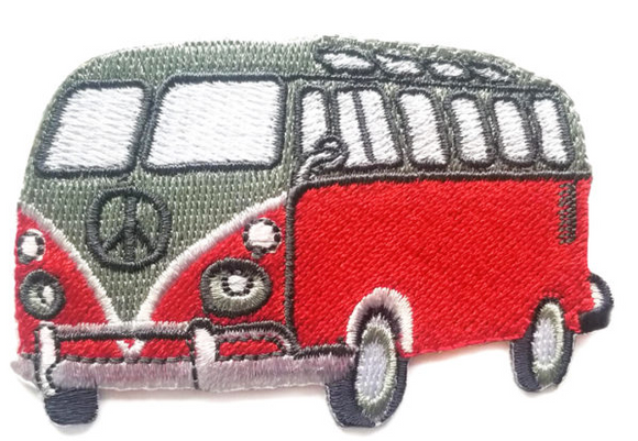 Volkswagon Iron On Patch
