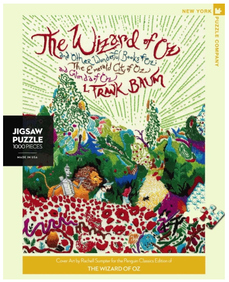 Wizard of Oz 1000pc Puzzle