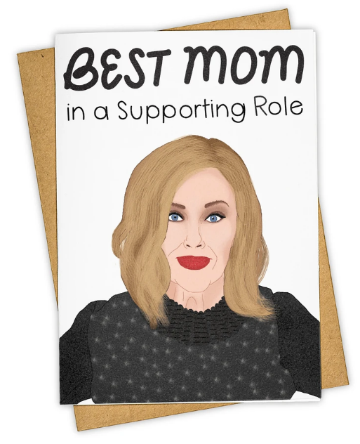 Best Mom - Mother's Day Card