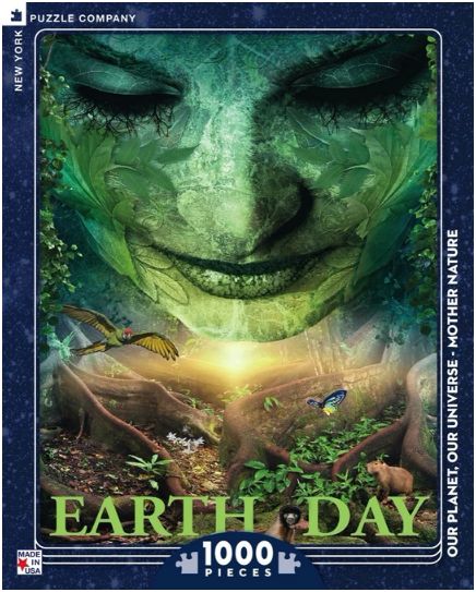 Mother Nature Earth Day 1000pc Puzzle