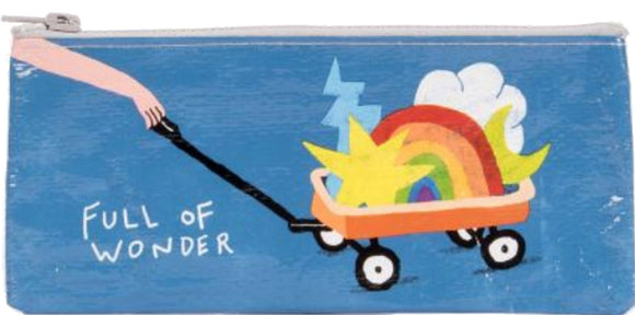 Full of Wonder Pencil Pouch