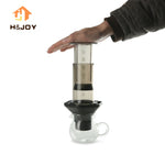 350ML French Press Hand Coffee-Air-Press Aeropress Coffee Maker Best Espresso Coffee Machine Filter Paper Household Travel