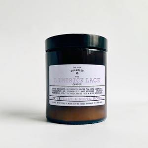 The Limerick Lace Candle