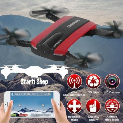 Quadcopter WiFi GPS - StartiShop