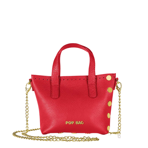 Emma Pebbled Mini Crossbody - Pop Bag USA
