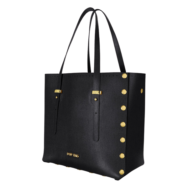 Ruth Saffy Leather - Pop Bag USA