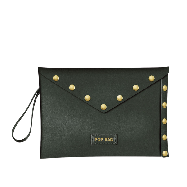 Dark Green - Pop Bag USA