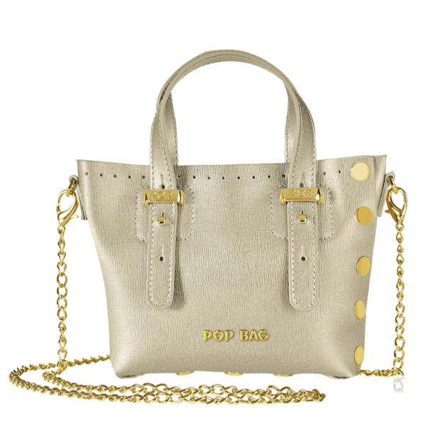 Celeste Saffiano Mini Crossbody - Pop Bag USA