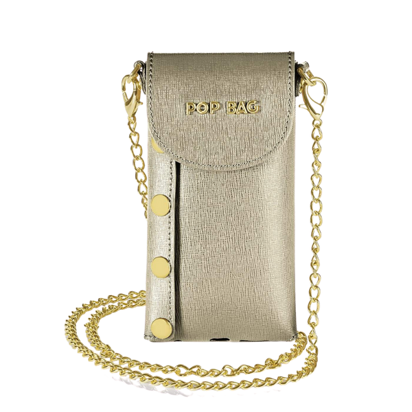 Champagne Metal - Pop Bag USA