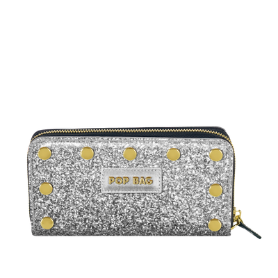 Sparkling Glitter Wallet Pop Bag USA