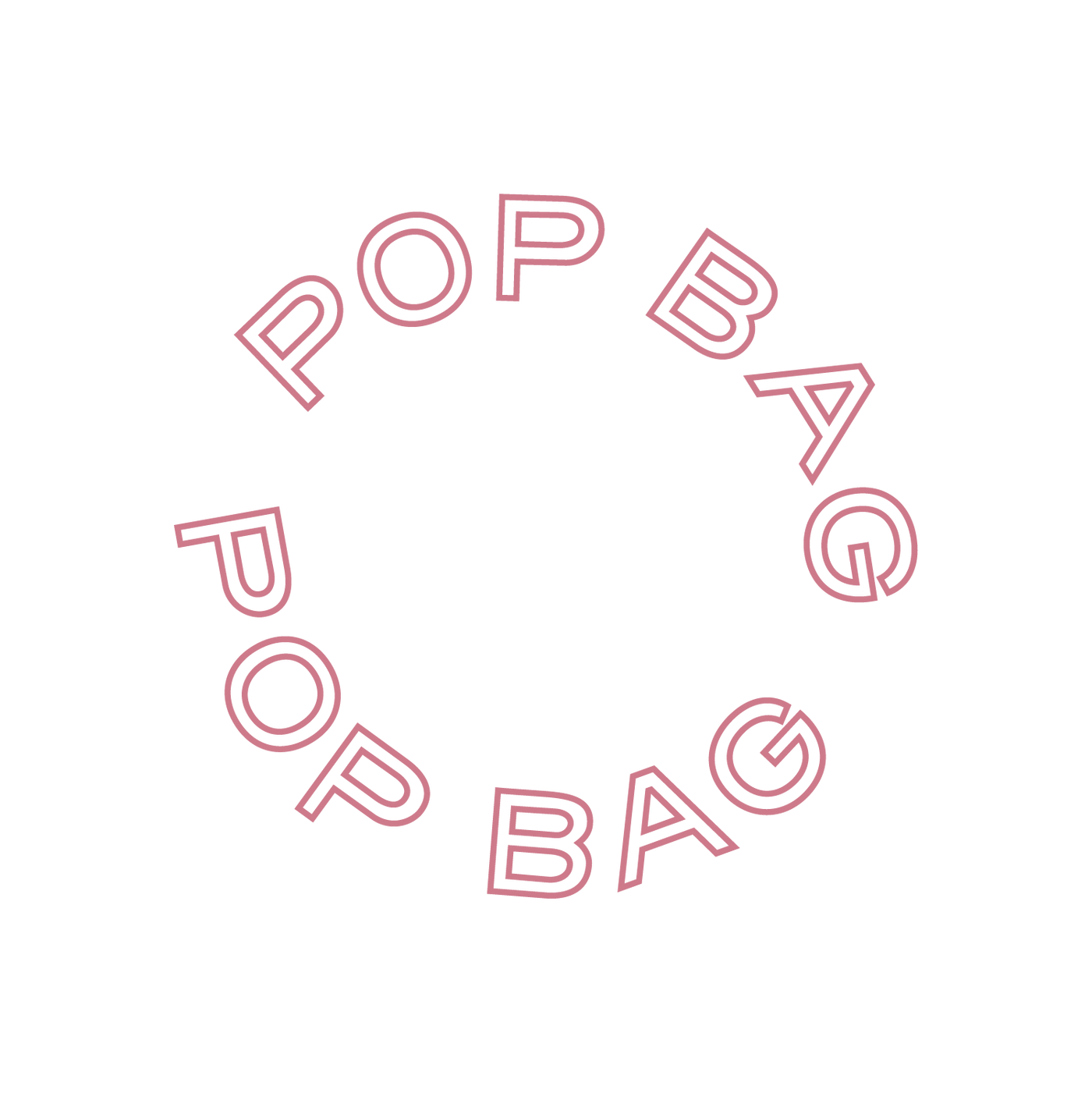 PERSONALIZE YOUR MESSAGE - Pop Bag USA