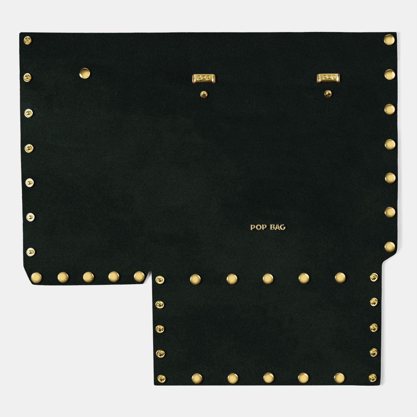 Suede Front Panel