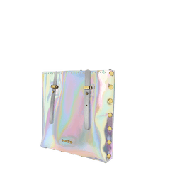 Pop Aurora Front Panel - Pearl Iridescent - Side View