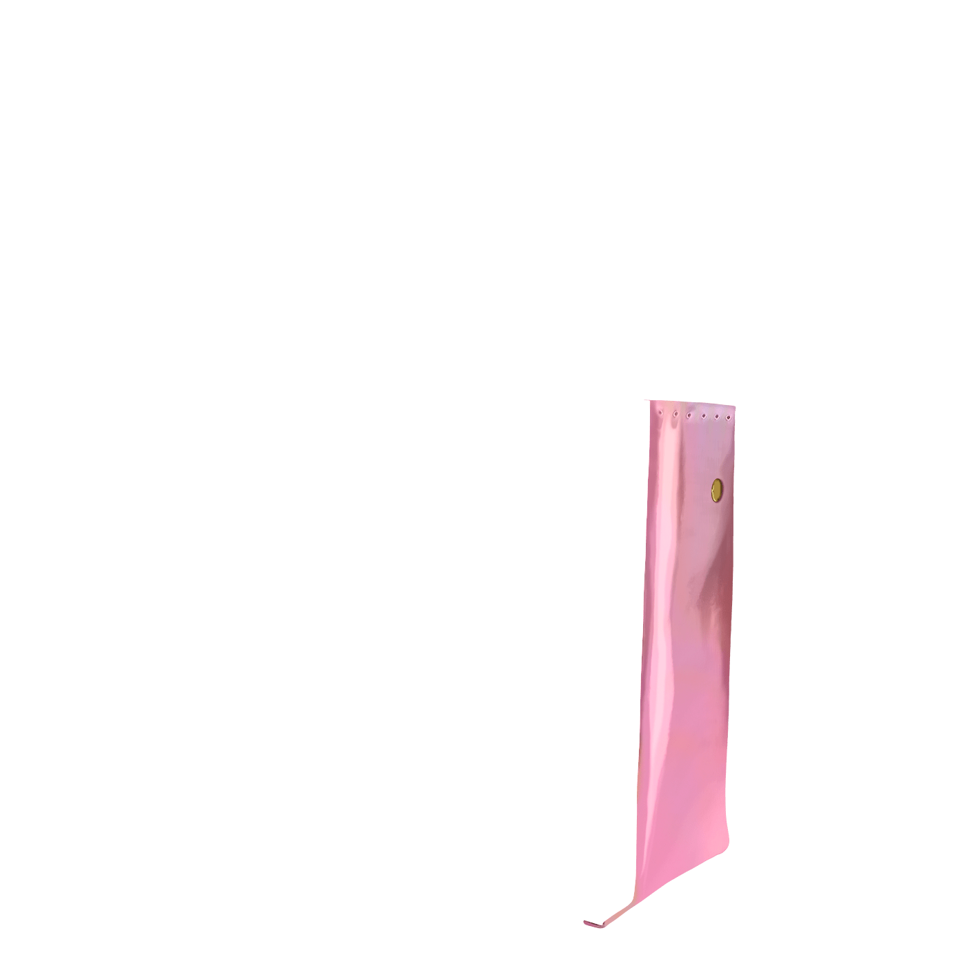 Pop Aurora Back Panel - Pink Handle