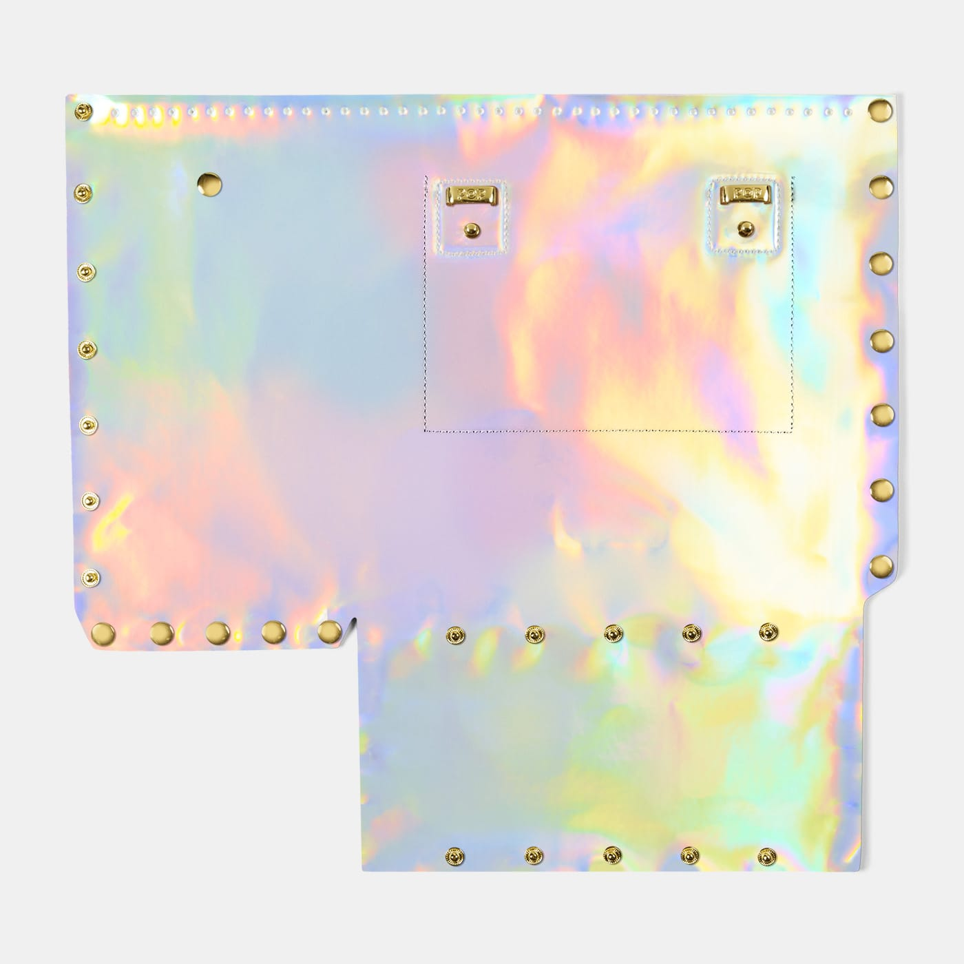 Pop Aurora Back Panel - Pearl Iridescent - Medium