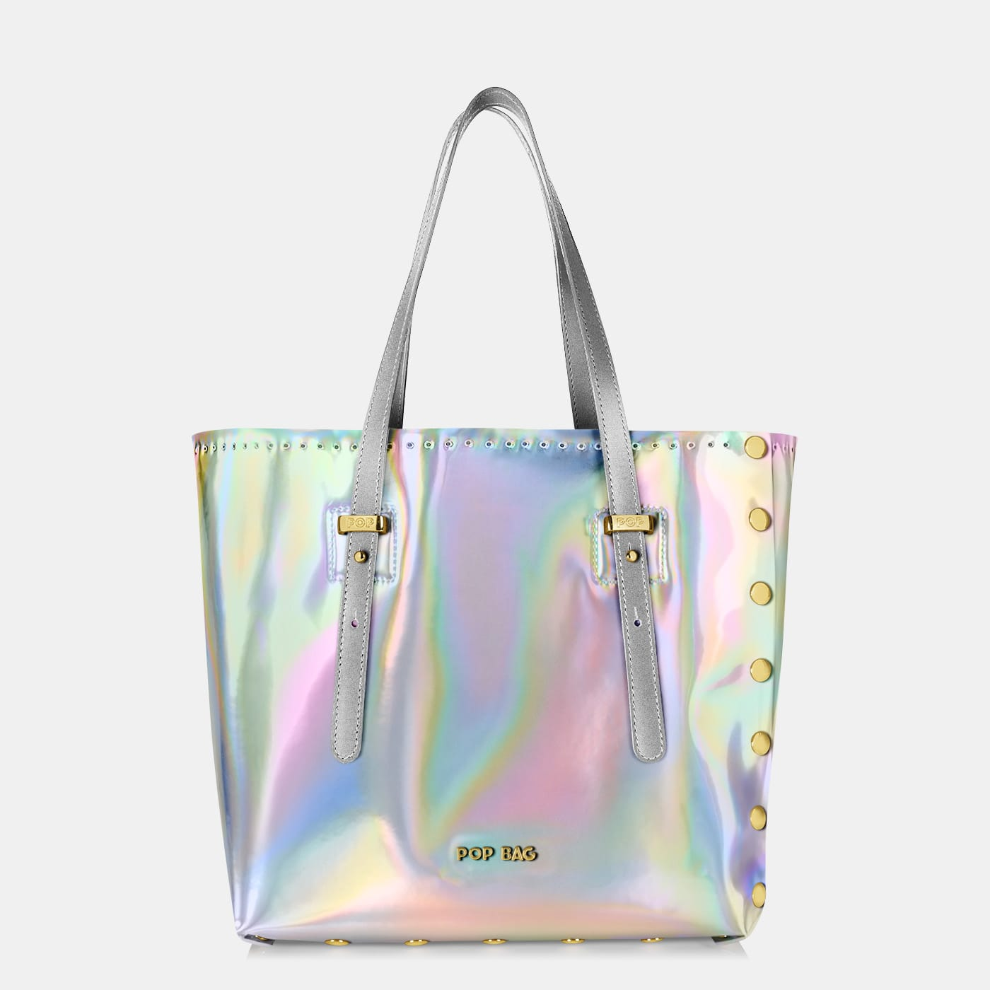 Pop Aurora Bag - Pearl Iridescent - Medium