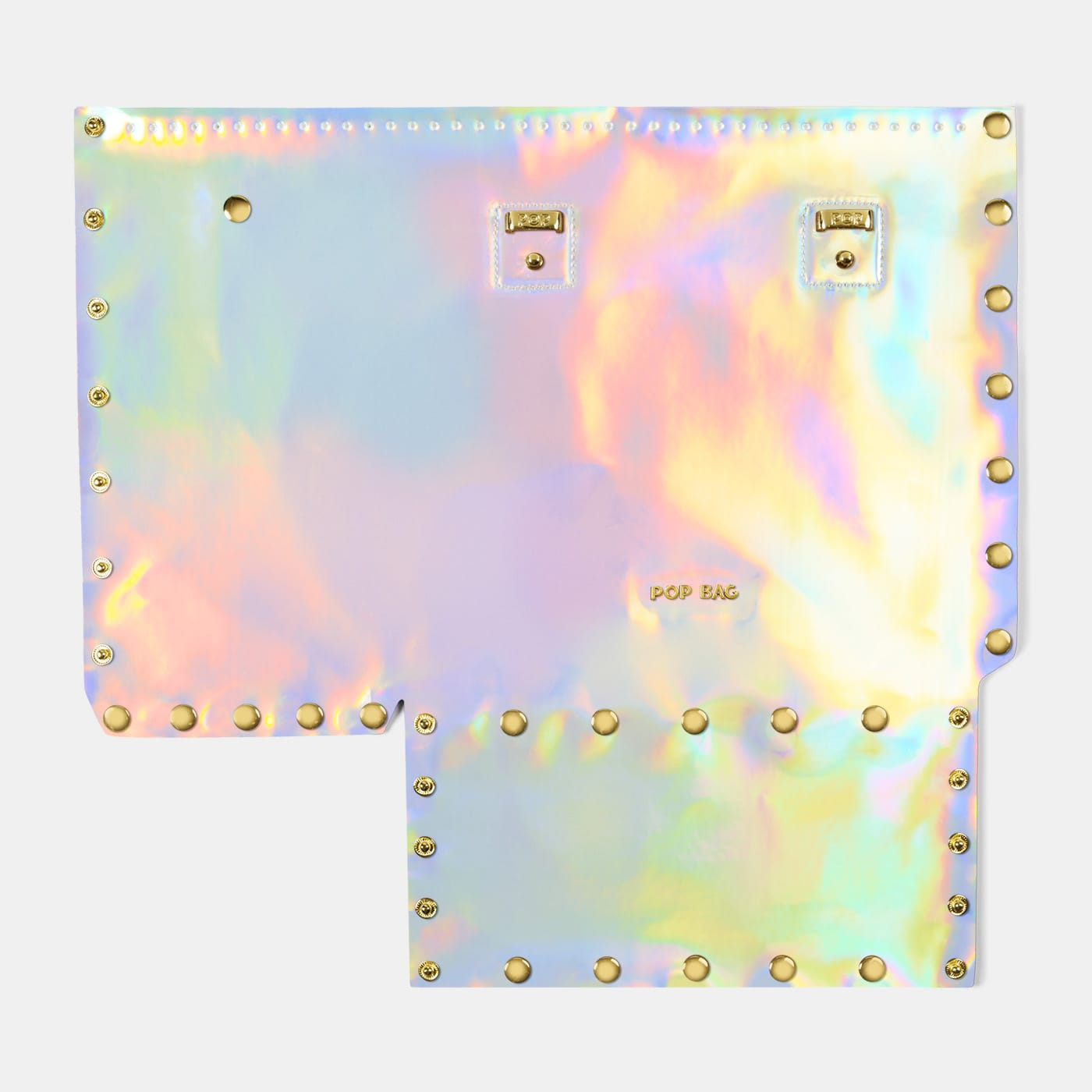 Pop Aurora Front Panel - Pearl Iridescent - Medium
