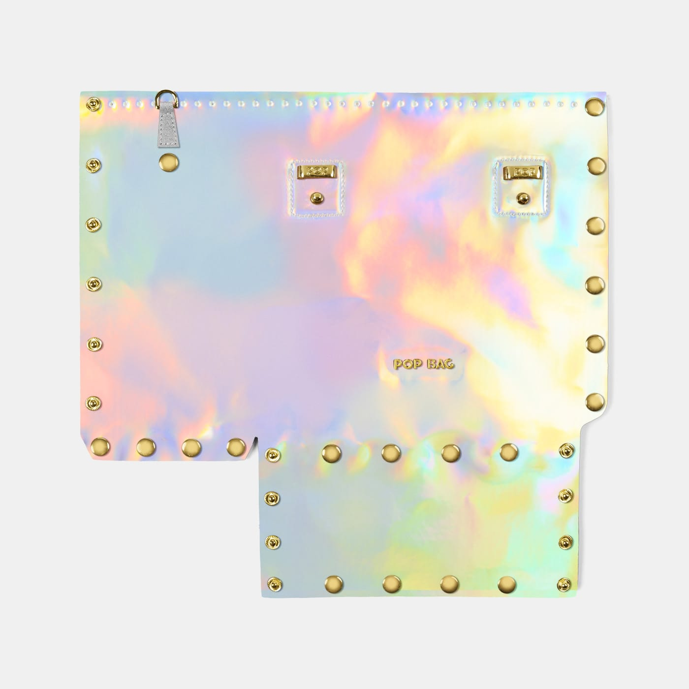 Pop Aurora Front Panel - Pearl Iridescent - Small