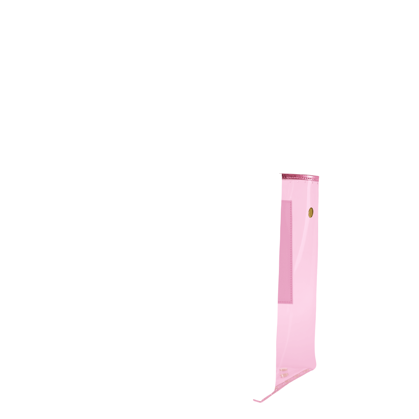 Pop Crystal Back Panel - Pink - Handle
