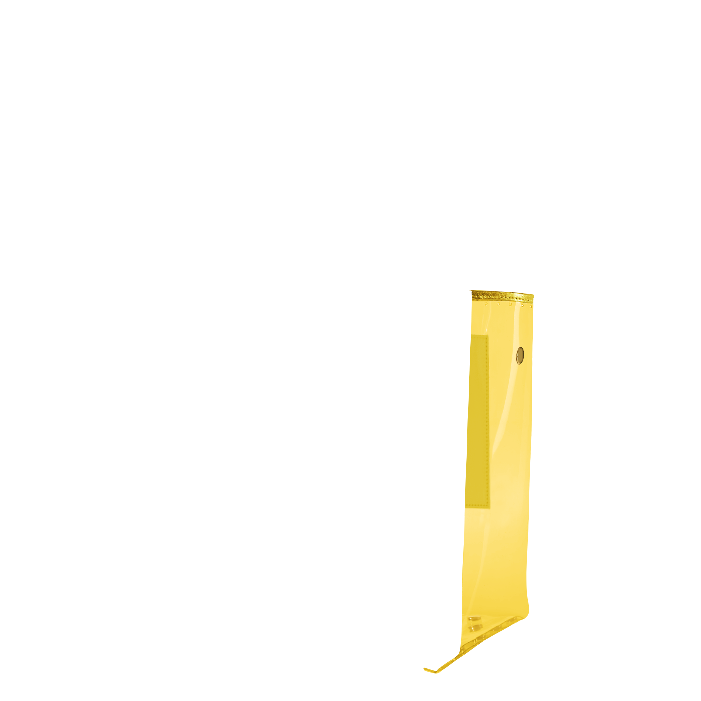 Pop Crystal Back Panel - Yellow - Handle