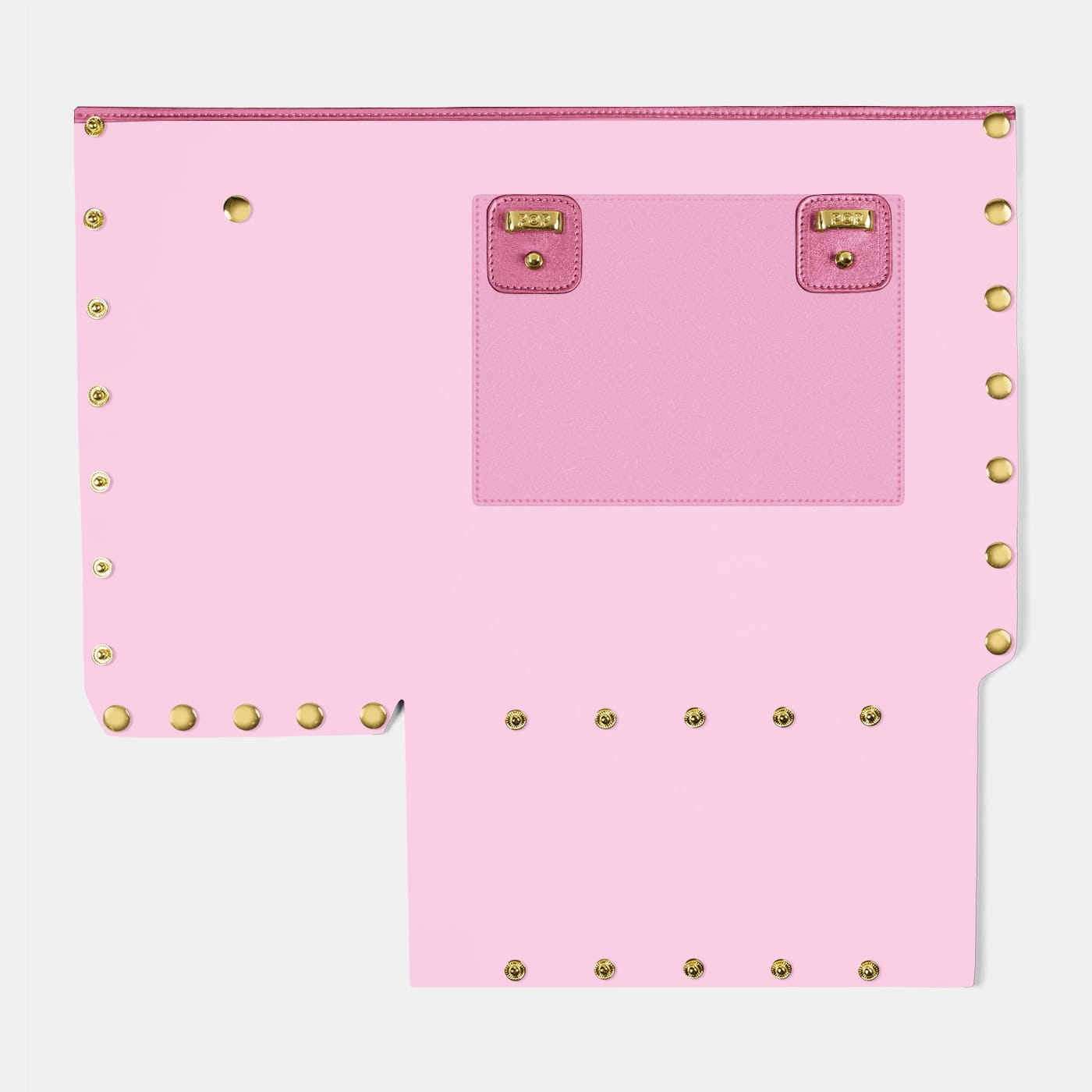 Pop Crystal Back Panel - Pink - Medium