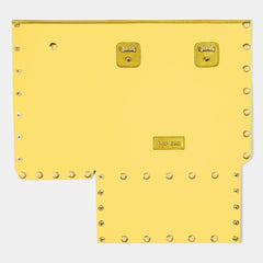 Pop Crystal Front Panel - Yellow - Large