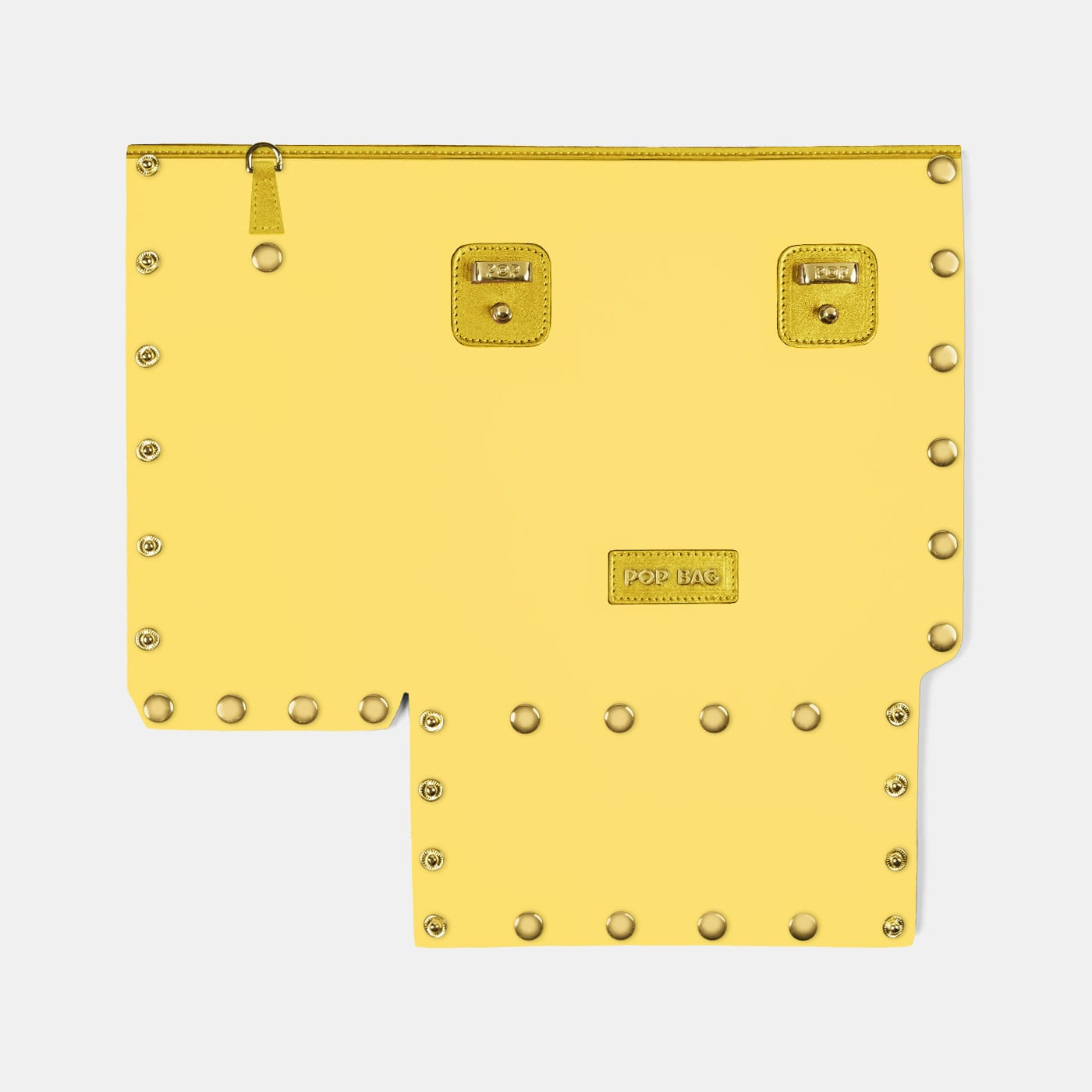 Pop Crystal Front Panel - Yellow - Small