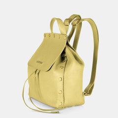 Pop Dolly Backpack - Lemon - Side View