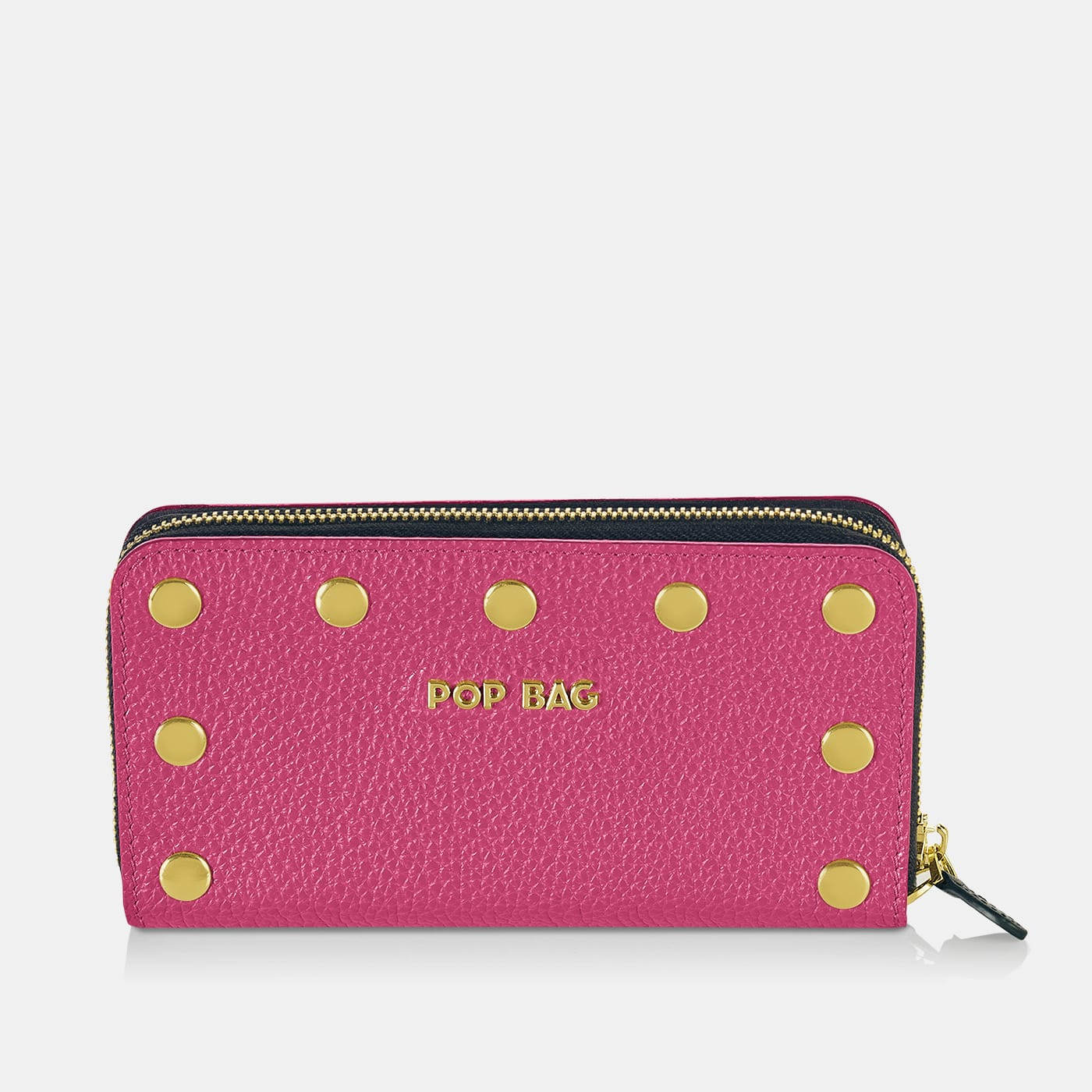 Pebbled Wallet Cover - Pop Bag USA