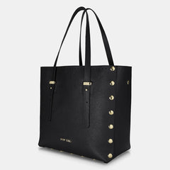 Pop Dolly Bag - Black - Side View