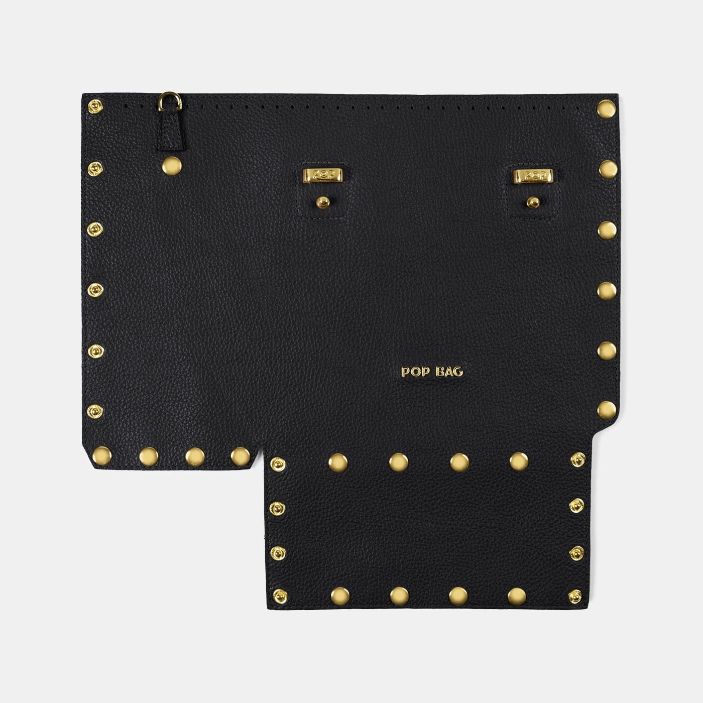 Pop Dolly Front Panel - Black - Small