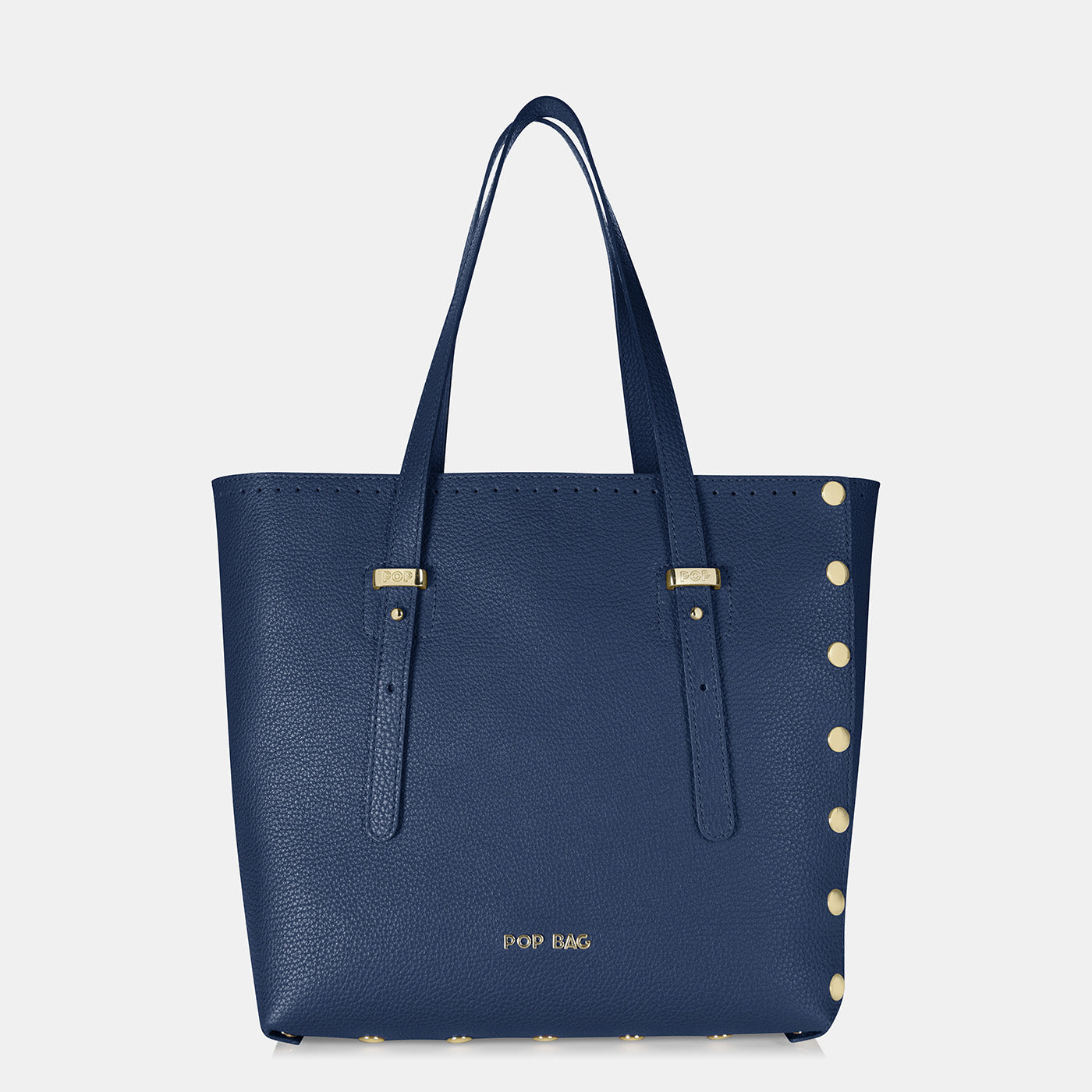 Pop Dolly Bag - Blue - Medium