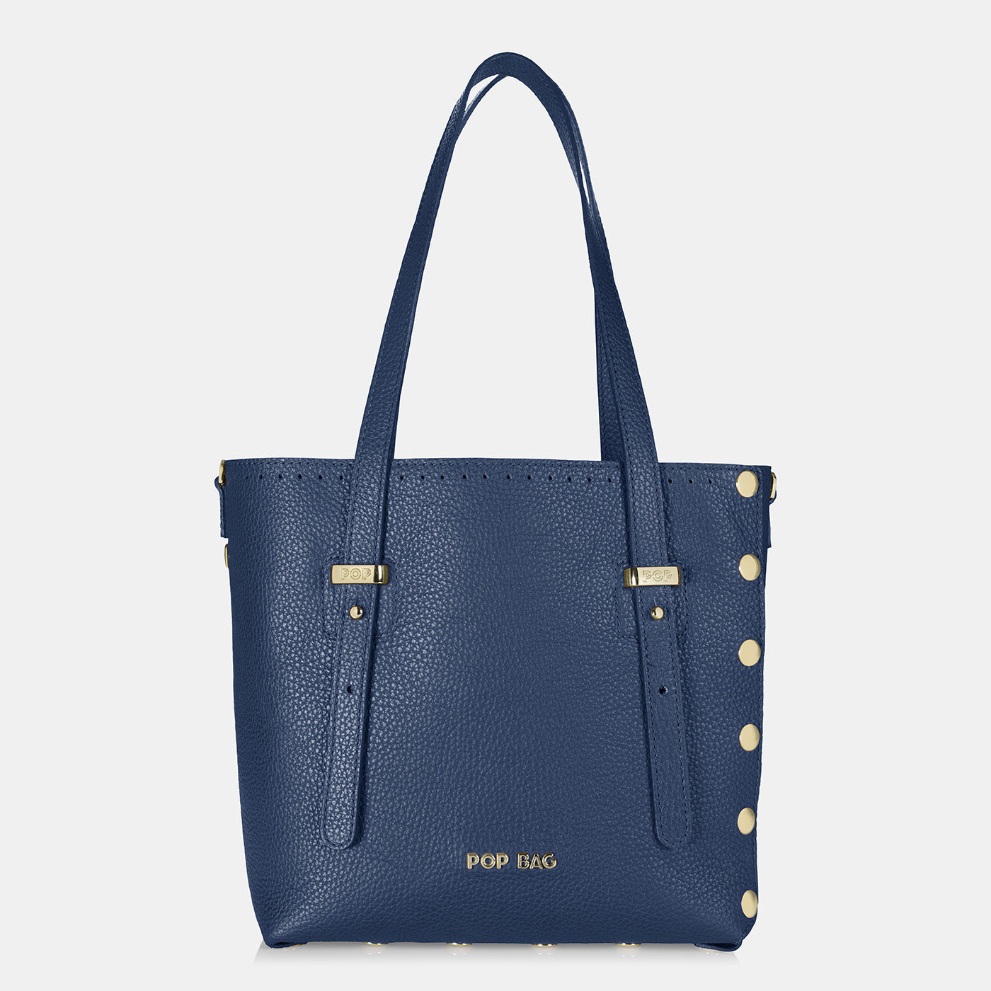 Pop Dolly Bag - Blue - Small