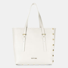 Pop Dolly Bag - White