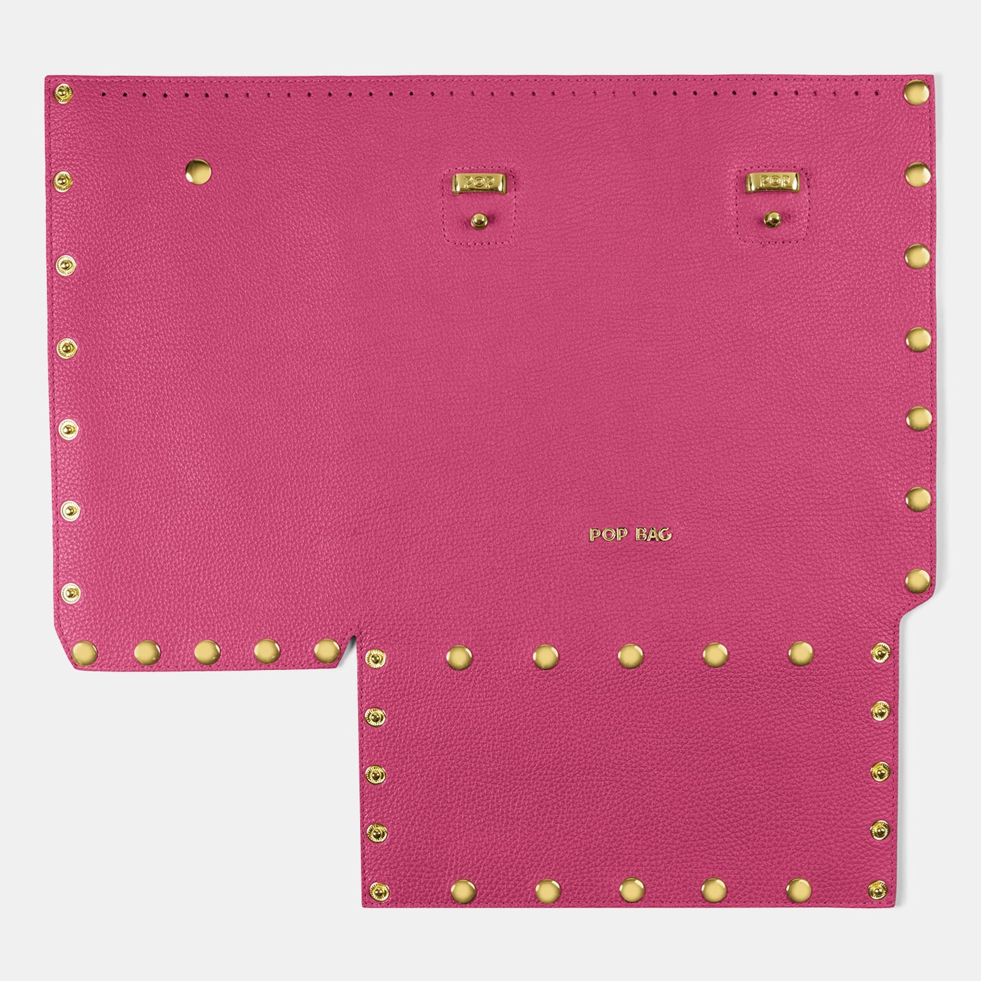 Pop Dolly Front Panel - Fuchsia - Large